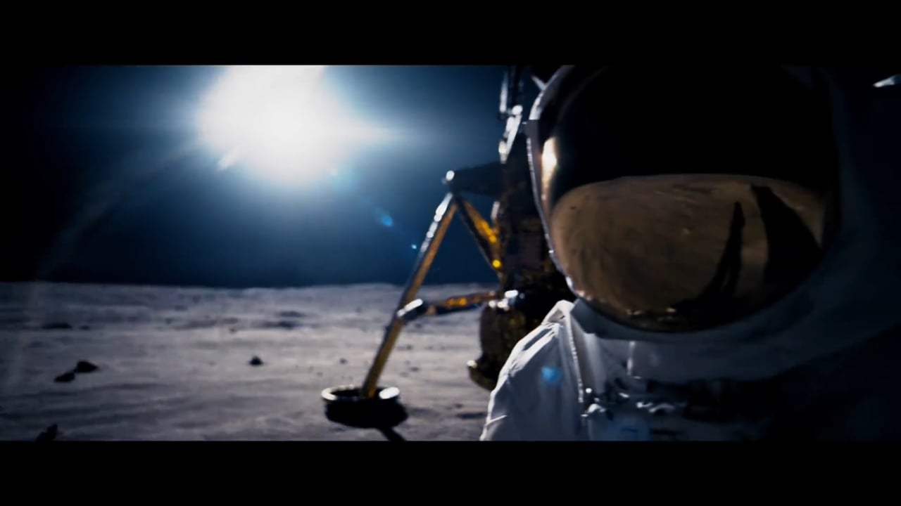 First Man Theatrical Trailer (2018) Screen Capture #4