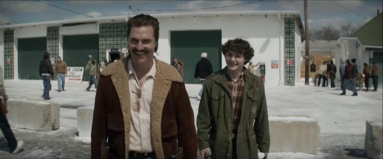 White Boy Rick TV Spot - Salvation (2018) Screen Capture #1