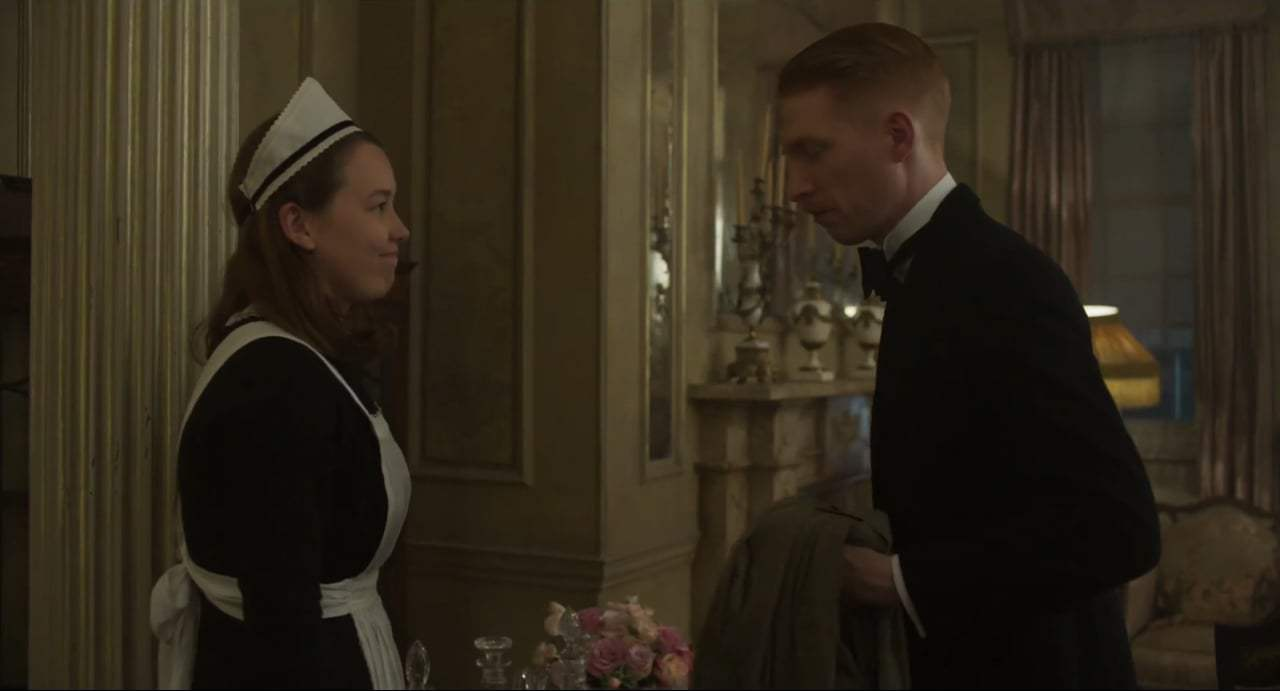 The Little Stranger (2018) - Drinks Reception Screen Capture #2