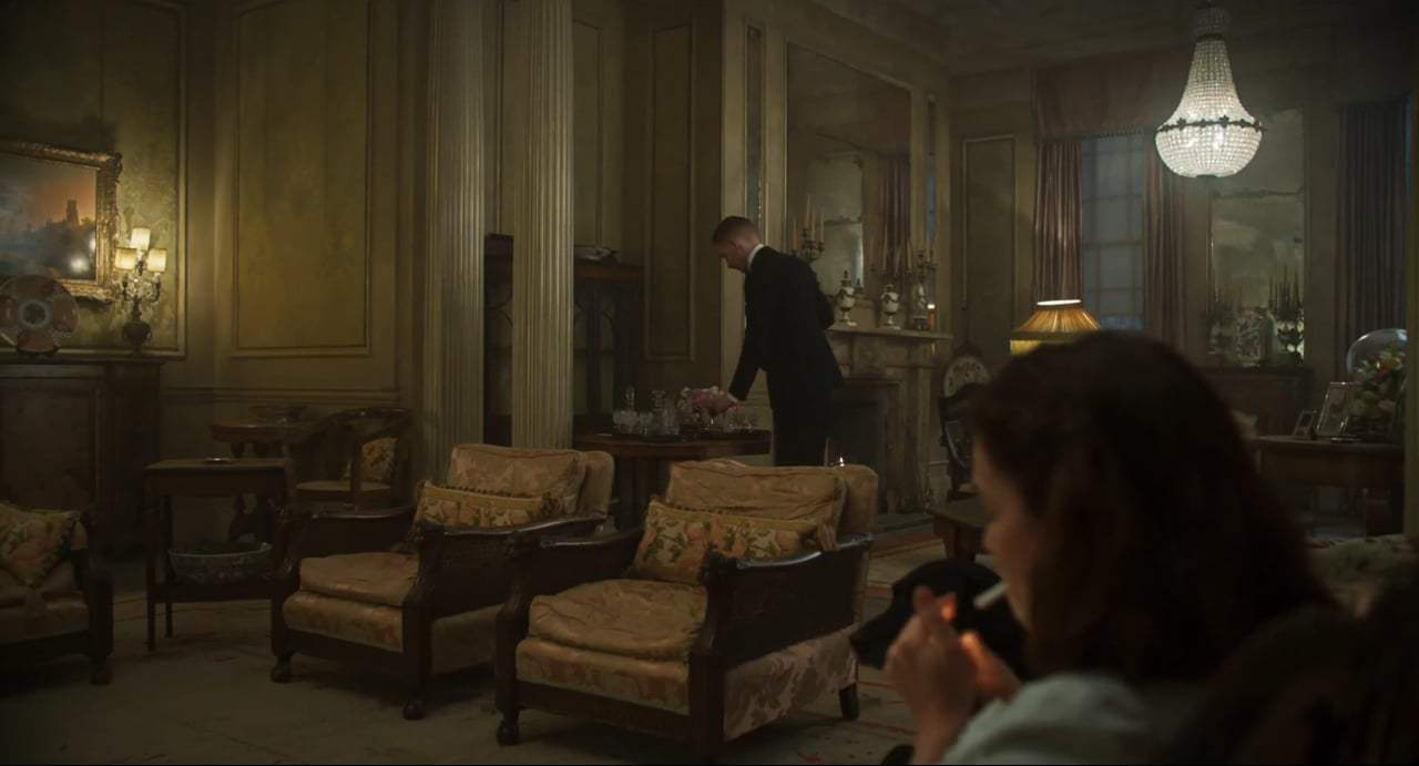 The Little Stranger (2018) - Drinks Reception Screen Capture #3