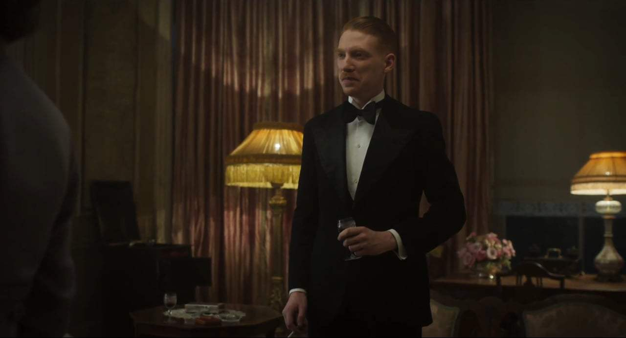The Little Stranger (2018) - Drinks Reception Screen Capture #4