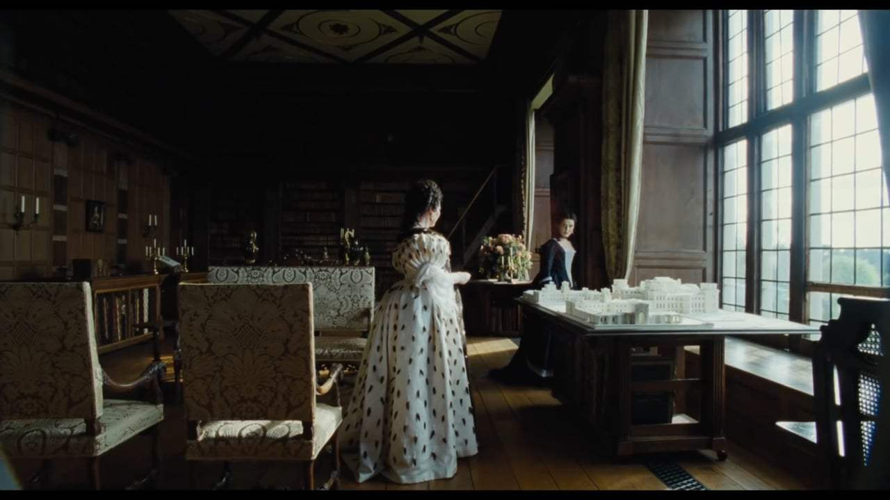 The Favourite Theatrical Trailer (2018) Screen Capture #1