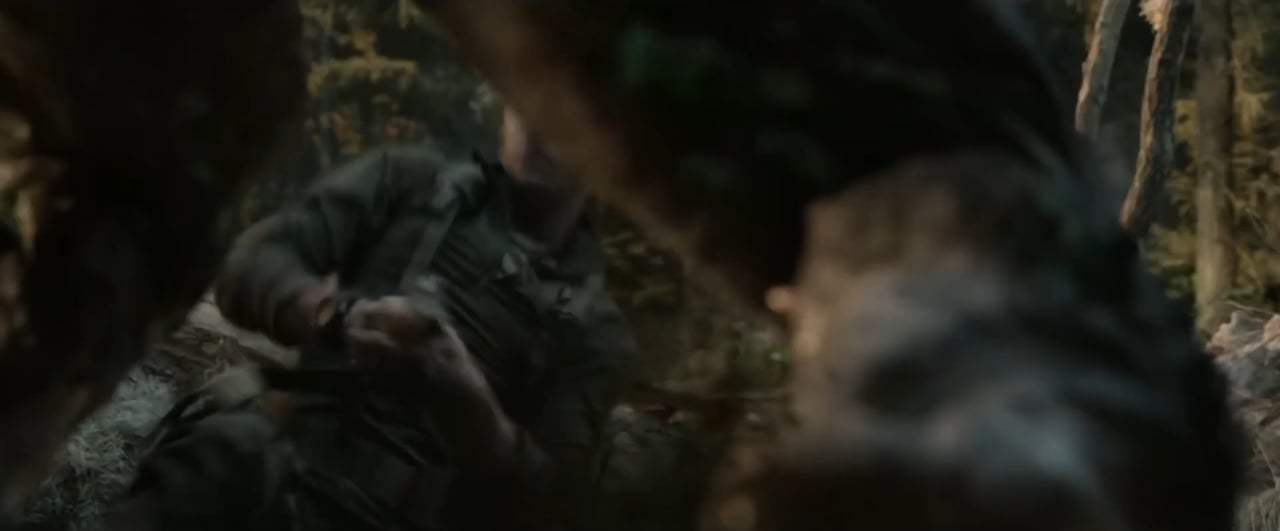 The Predator TV Spot - What is That? (2018) Screen Capture #4