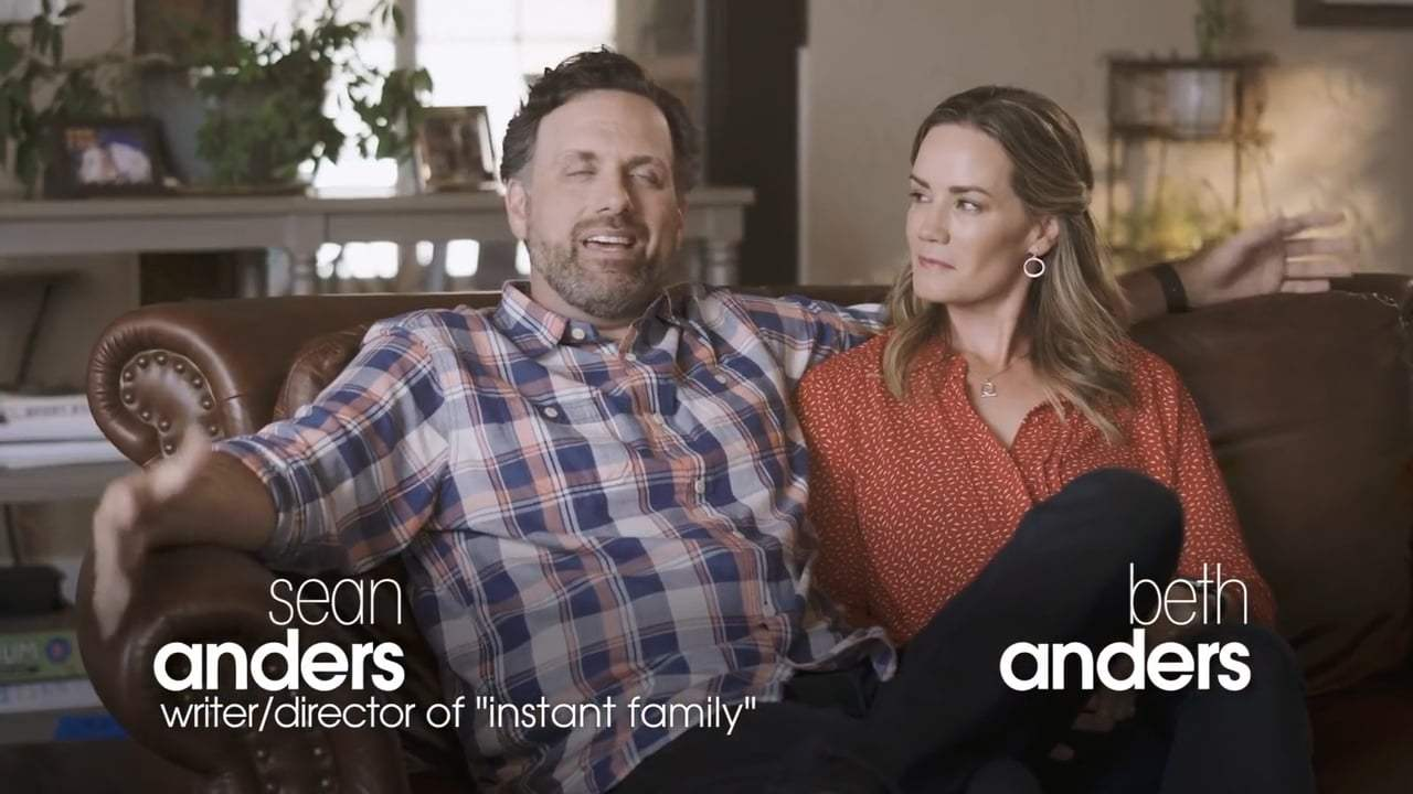 Instant Family Featurette - The Story (2018) Screen Capture #1