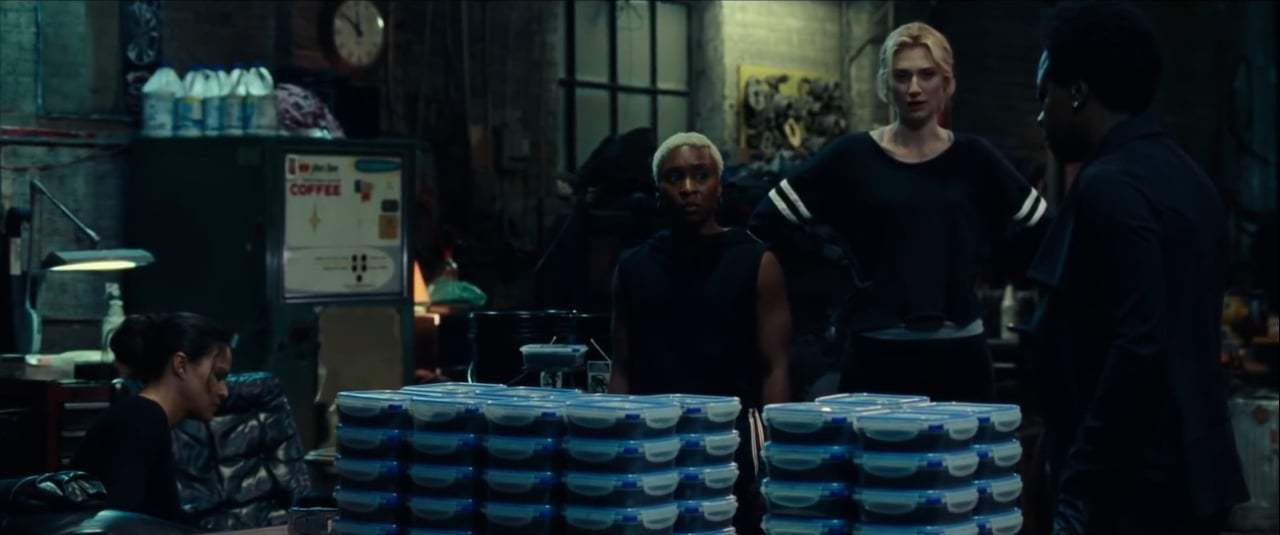 Widows (2018) - Pull This Off Screen Capture #4