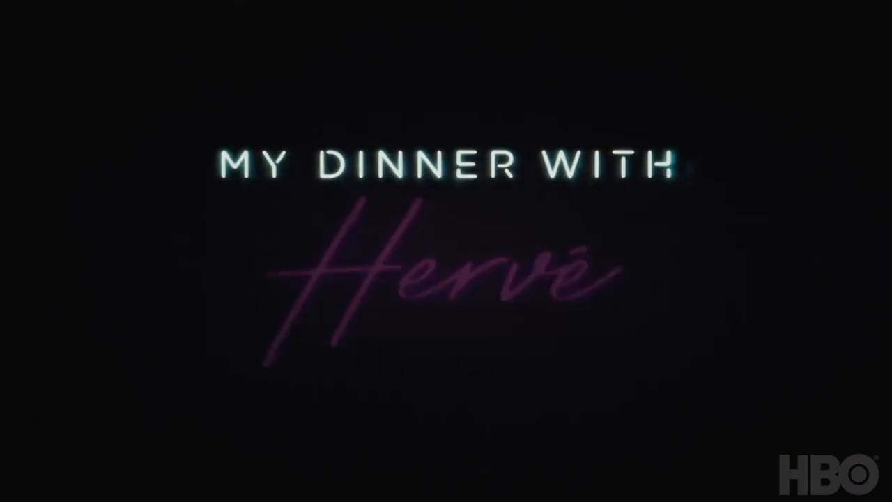 My Dinner with Hervé Teaser Trailer B (2018) Screen Capture #4