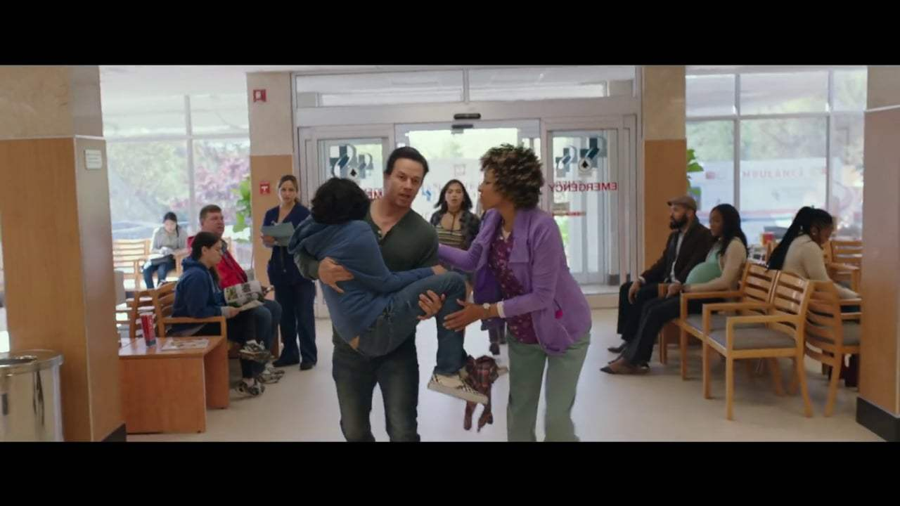 Instant Family Trailer (2018) Screen Capture #3