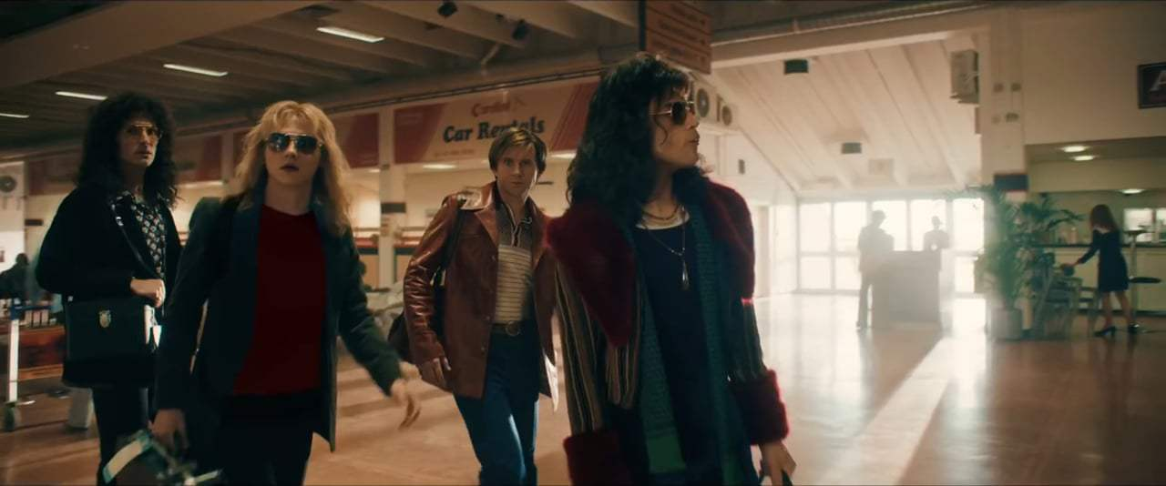Bohemian Rhapsody TV Spot - Happy Birthday Freddie Mercury (2018) Screen Capture #2