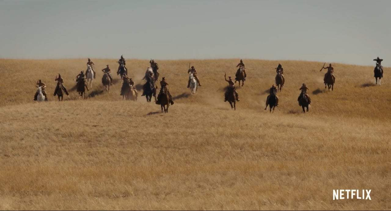The Ballad of Buster Scruggs Trailer (2018) Screen Capture #2