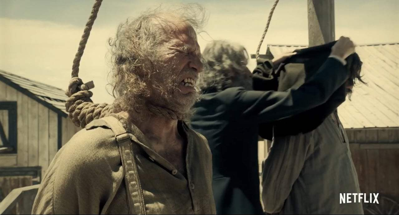 The Ballad of Buster Scruggs Trailer (2018) Screen Capture #4