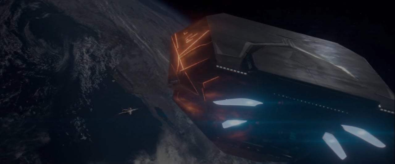 Captain Marvel Trailer (2019) Screen Capture #2