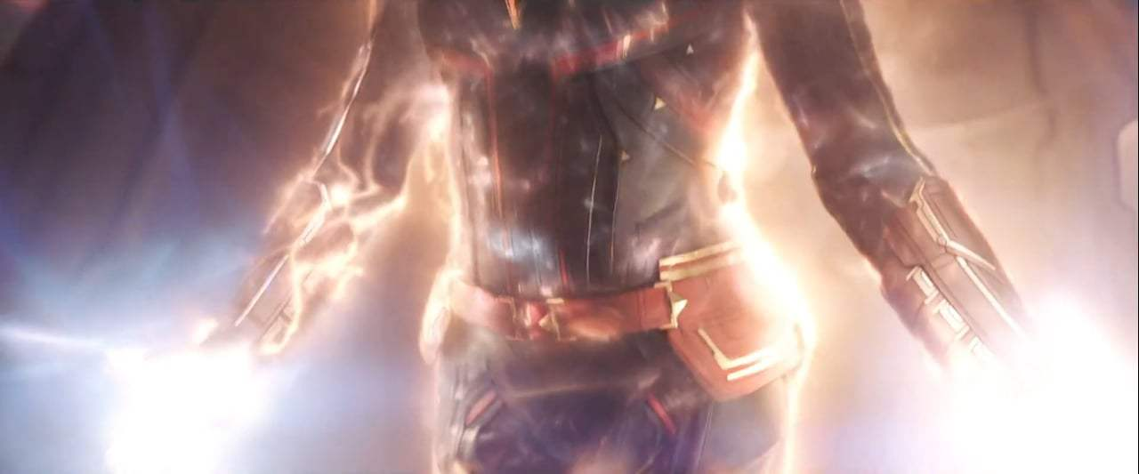 Captain Marvel Trailer (2019) Screen Capture #4