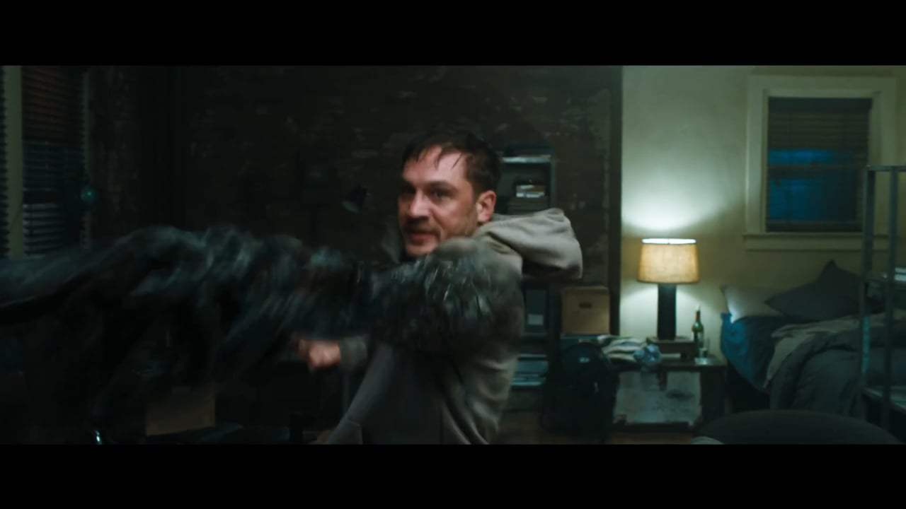 Venom Featurette - A Brock and a Hardy Place (2018) Screen Capture #2