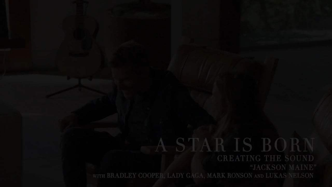 A Star Is Born Featurette - Jackson Maine (2018) Screen Capture #1