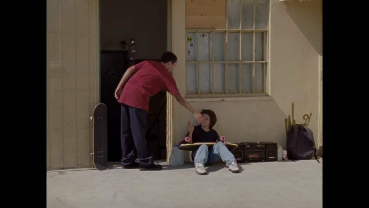 Mid90s Theatrical Trailer (2018) Screen Capture #1