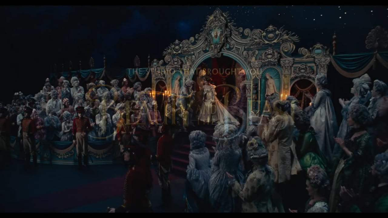 The Nutcracker and the Four Realms TV Spot - Unique (2018) Screen Capture #2