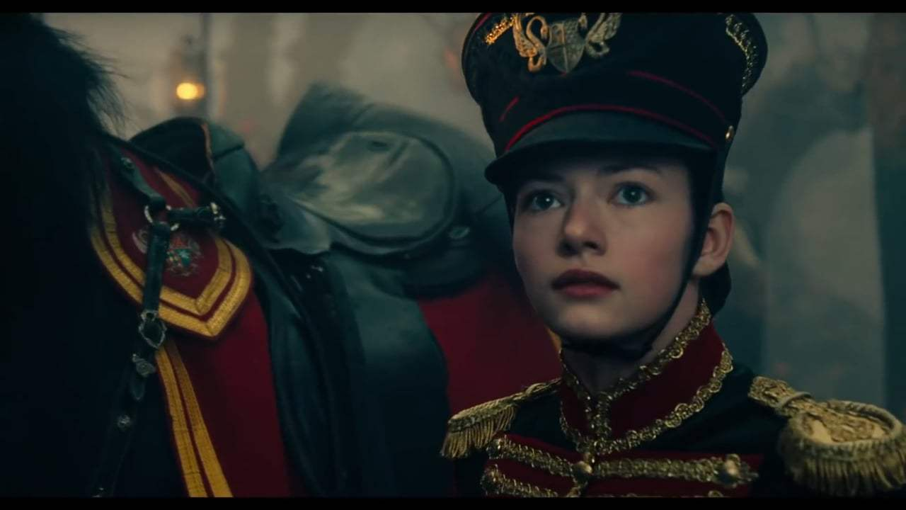 The Nutcracker and the Four Realms TV Spot - Unique (2018) Screen Capture #3