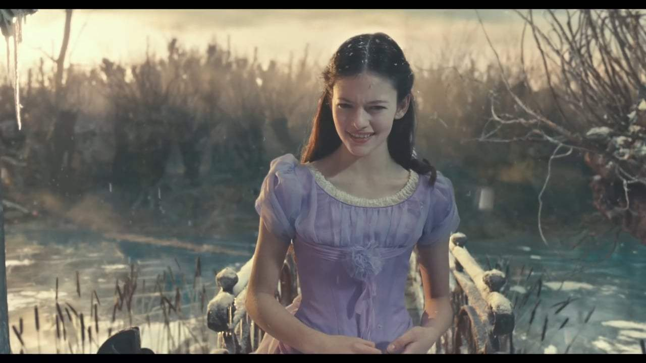 The Nutcracker and the Four Realms Featurette - Newest Member (2018) Screen Capture #1