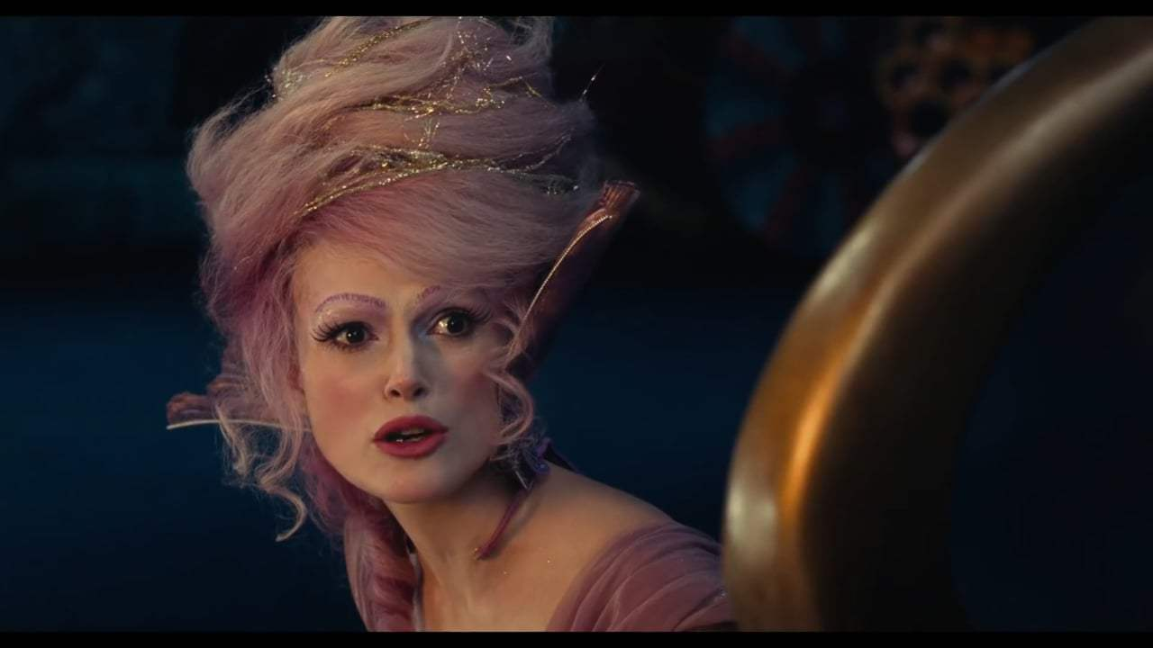 The Nutcracker and the Four Realms Featurette - Newest Member (2018) Screen Capture #3