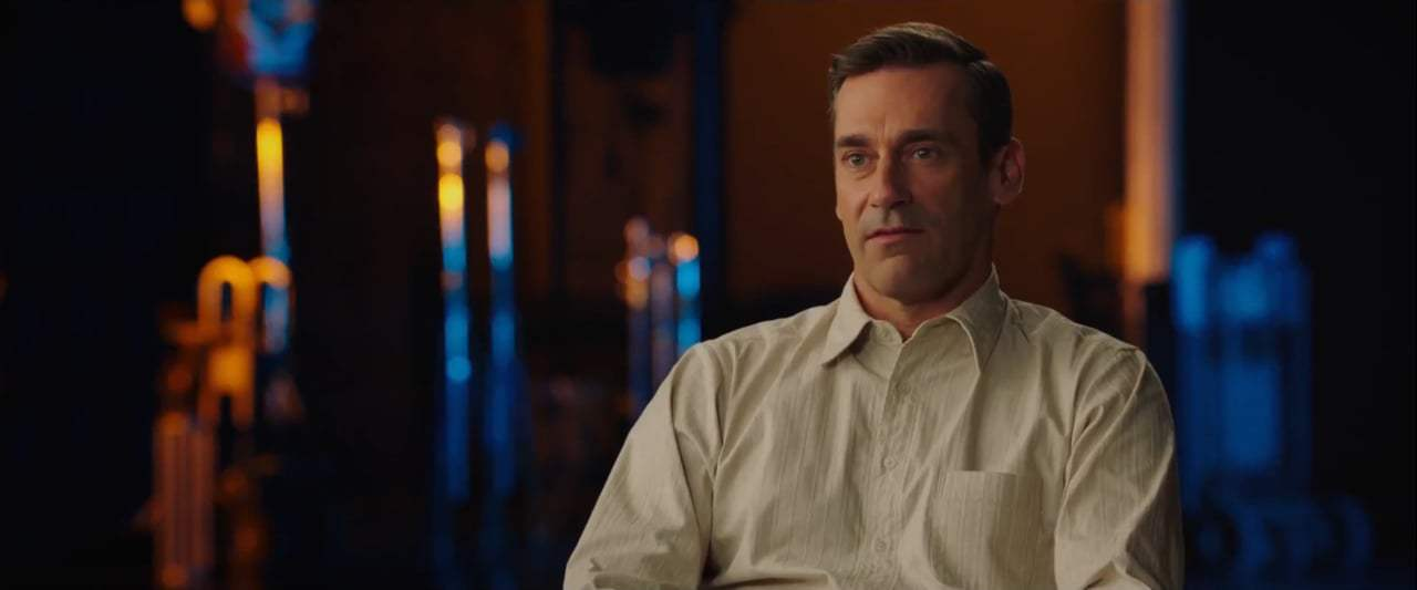 Bad Times at the El Royale Featurette - On Set Cast Ensemble (2018) Screen Capture #3