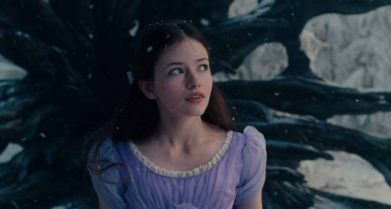 The Nutcracker and the Four Realms TV Spot - Imagination (2018) Screen Capture #1