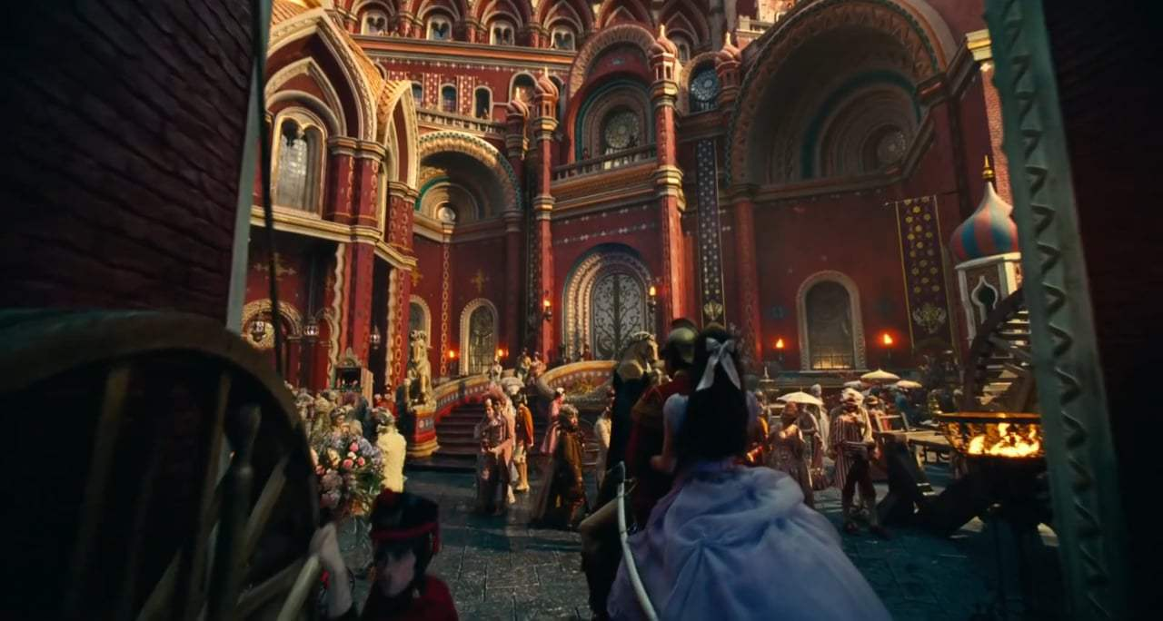 The Nutcracker and the Four Realms TV Spot - Imagination (2018) Screen Capture #2