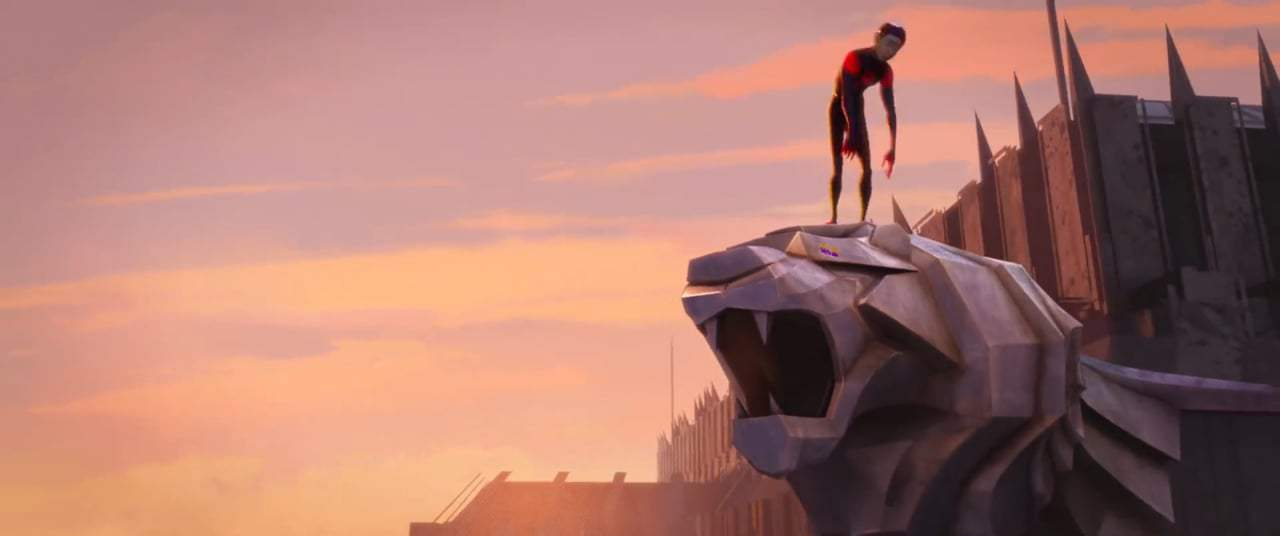 Spider-Man: Into the Spider-Verse Theatrical Trailer (2018) Screen Capture #4