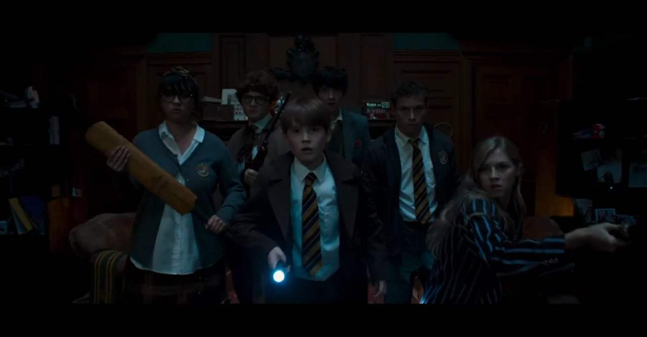Slaughterhouse Rulez Viral - School Rulez (2018) Screen Capture #2