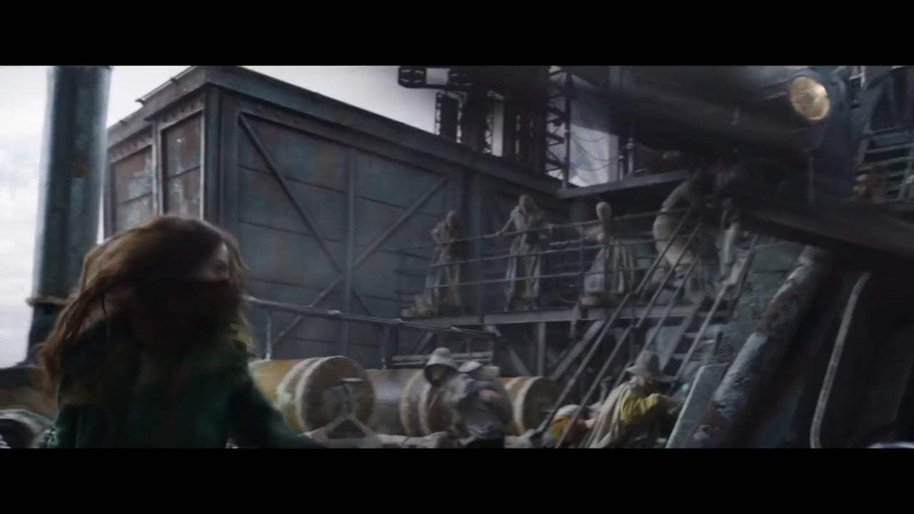Mortal Engines Featurette - Tom Natsworthy (2018) Screen Capture #1