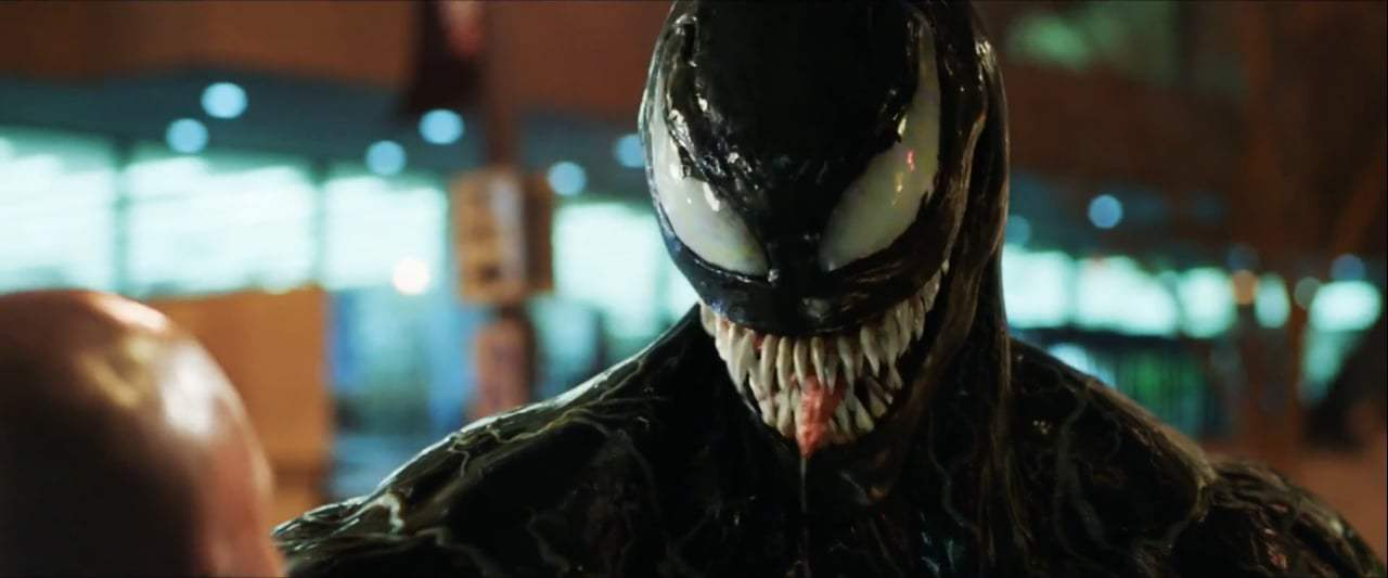 Venom TV Spot - Truth (2018) Screen Capture #3