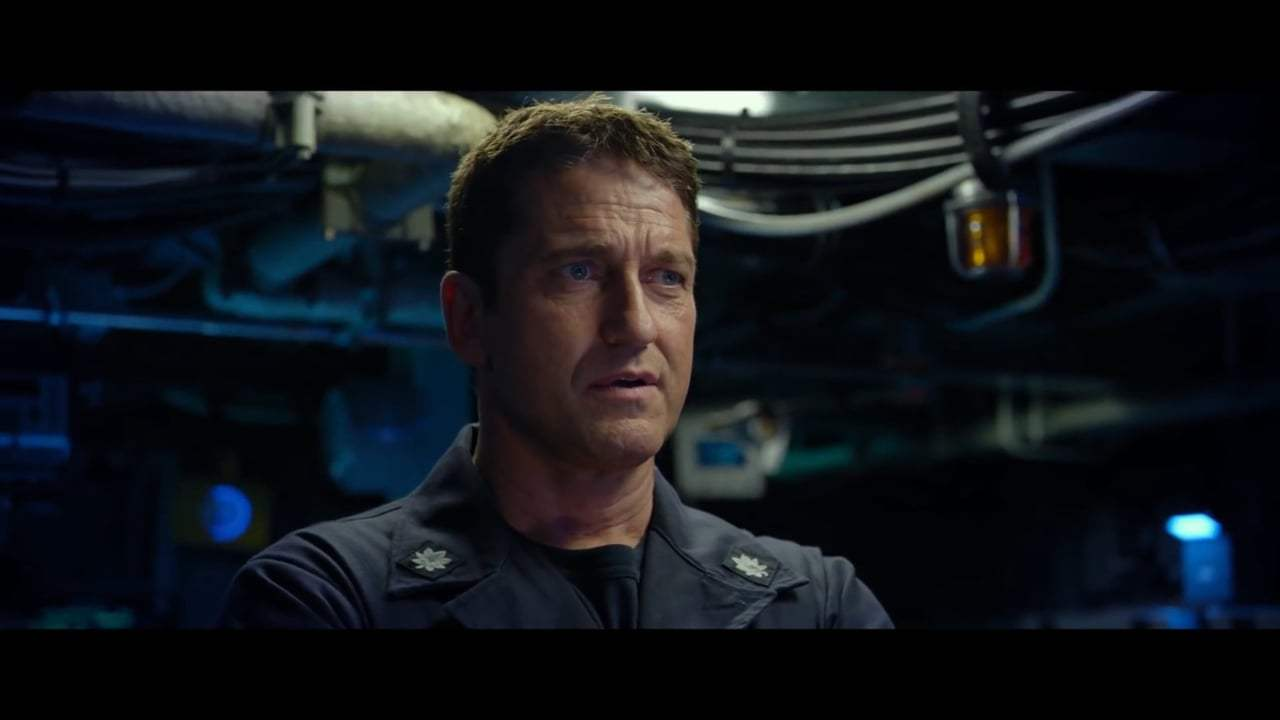 Hunter Killer Featurette - Beneath the Surface (2018) Screen Capture #3