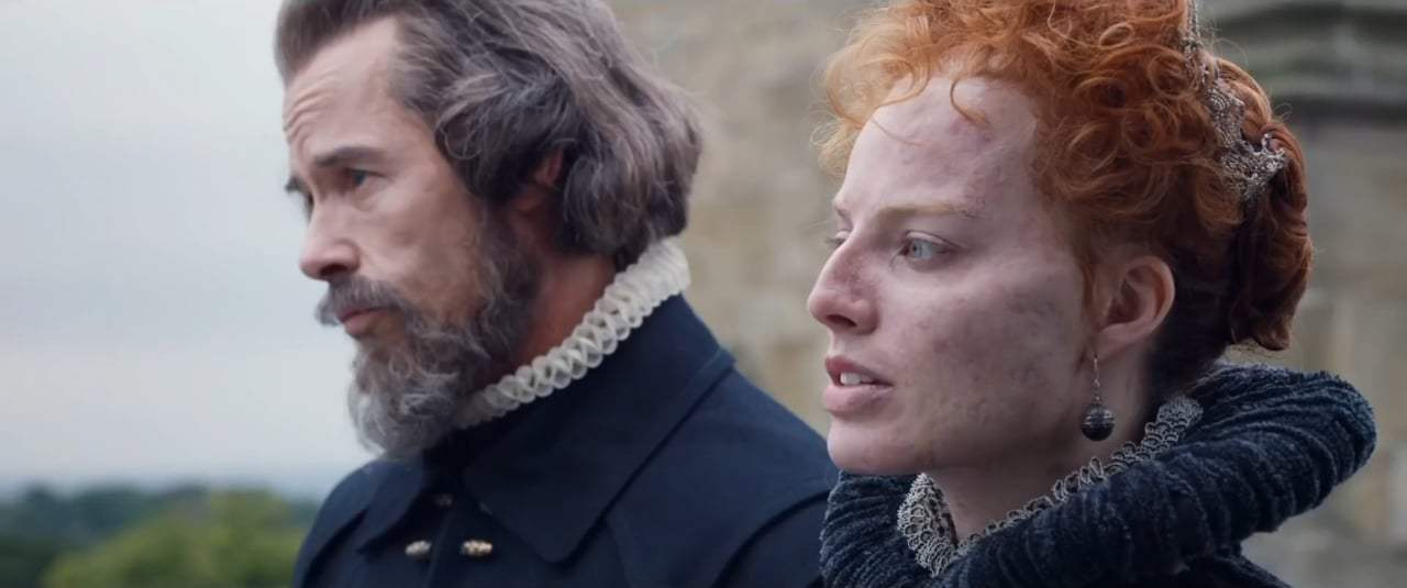 Mary Queen of Scots International Trailer (2018) Screen Capture #2