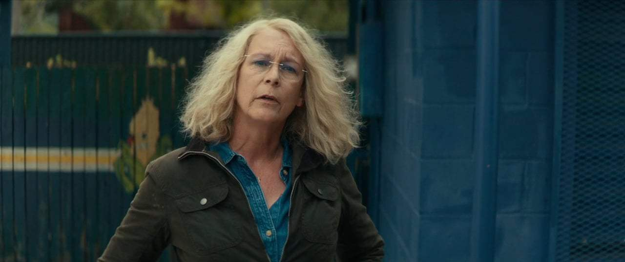 Halloween (2018) - Granddaughter Screen Capture #2