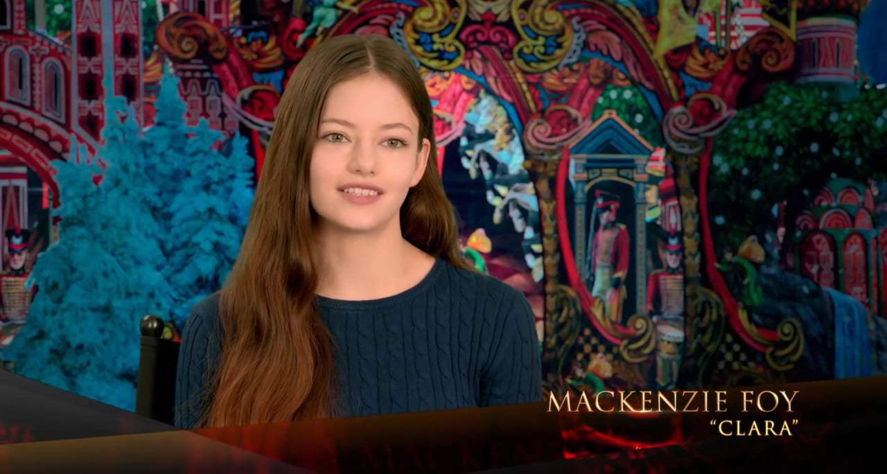 The Nutcracker and the Four Realms Featurette - Family Traditions (2018) Screen Capture #2
