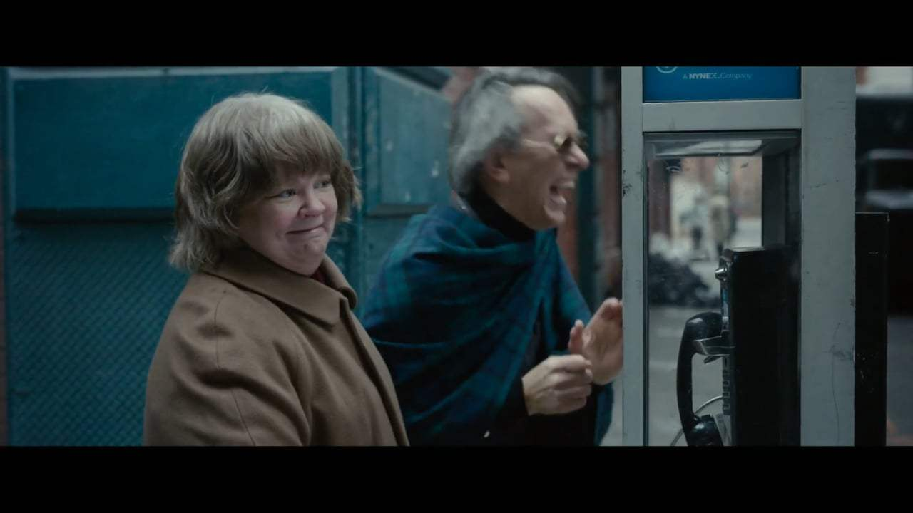 Can You Ever Forgive Me? Featurette - Elevator Pitch (2018) Screen Capture #4