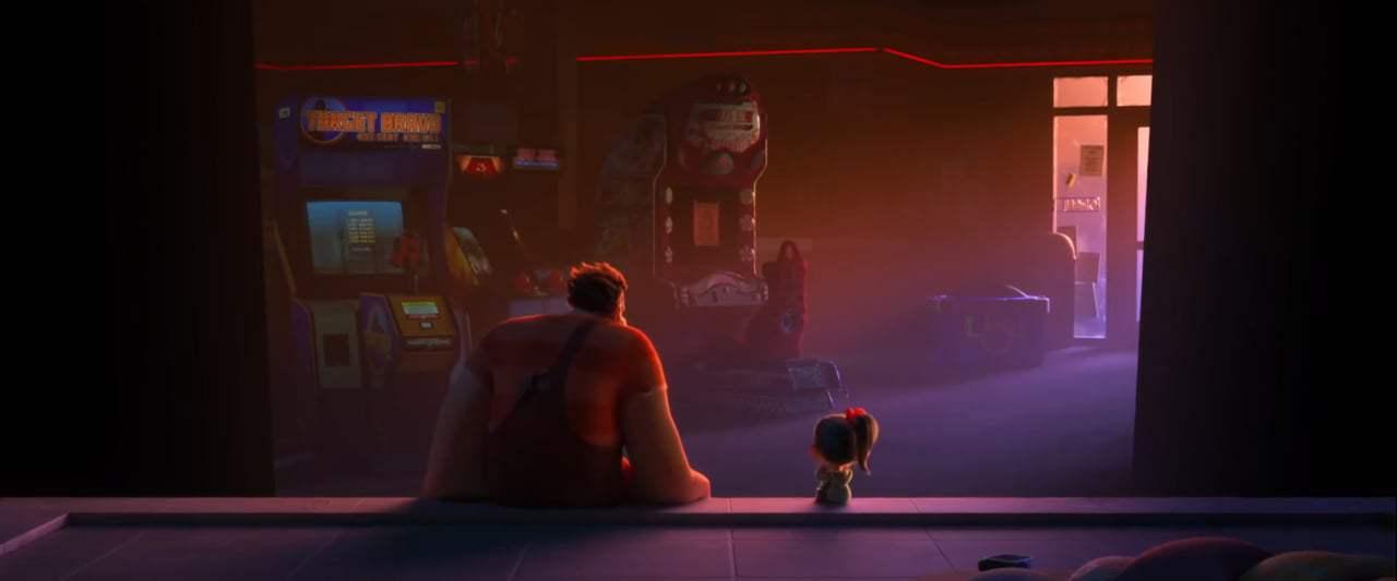 Ralph Breaks the Internet: Wreck-It Ralph 2 Final Trailer ... Wreck It Ralph Trailer Song