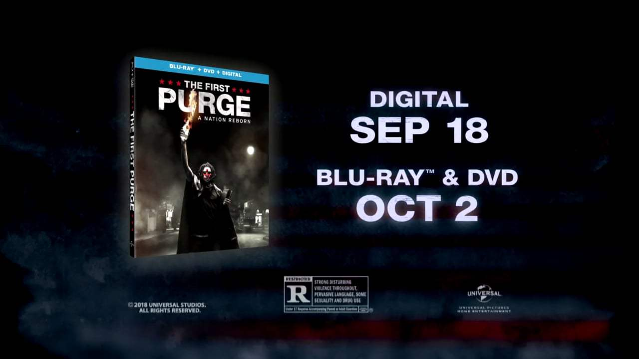 The First Purge Featurette - The Masks (2018) Screen Capture #4
