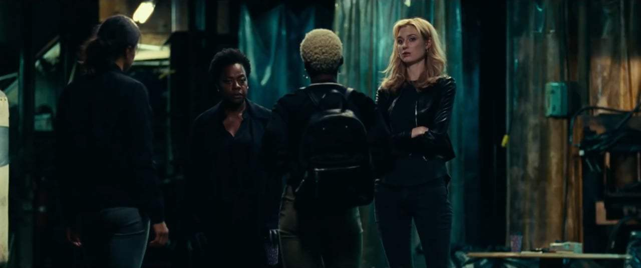 Widows (2018) - Problem Solved Screen Capture #2