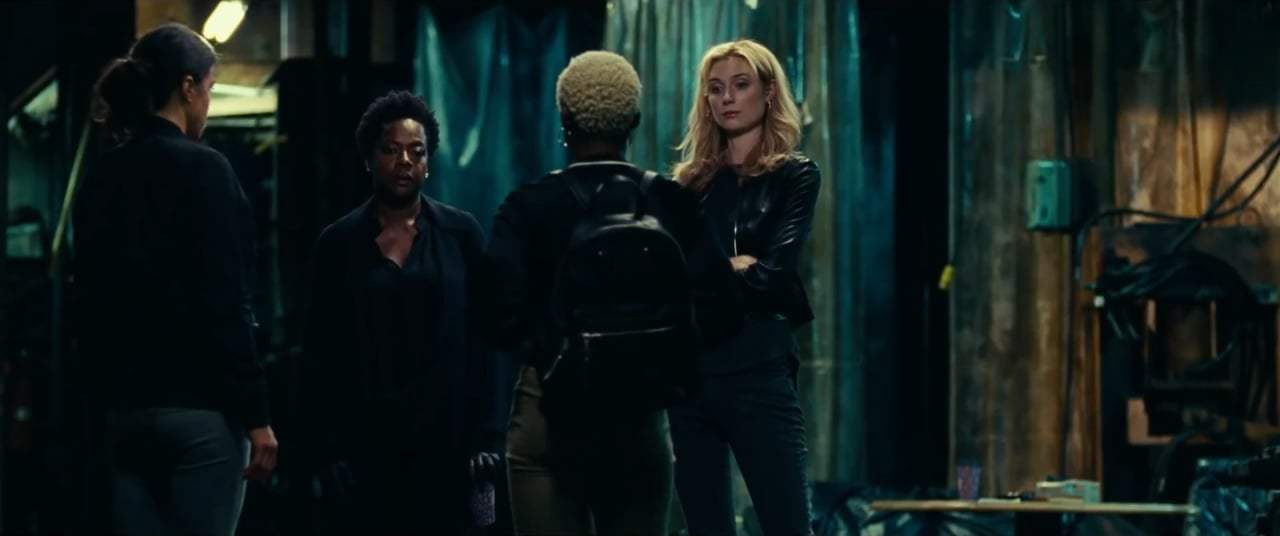 Widows (2018) - Problem Solved Screen Capture #4