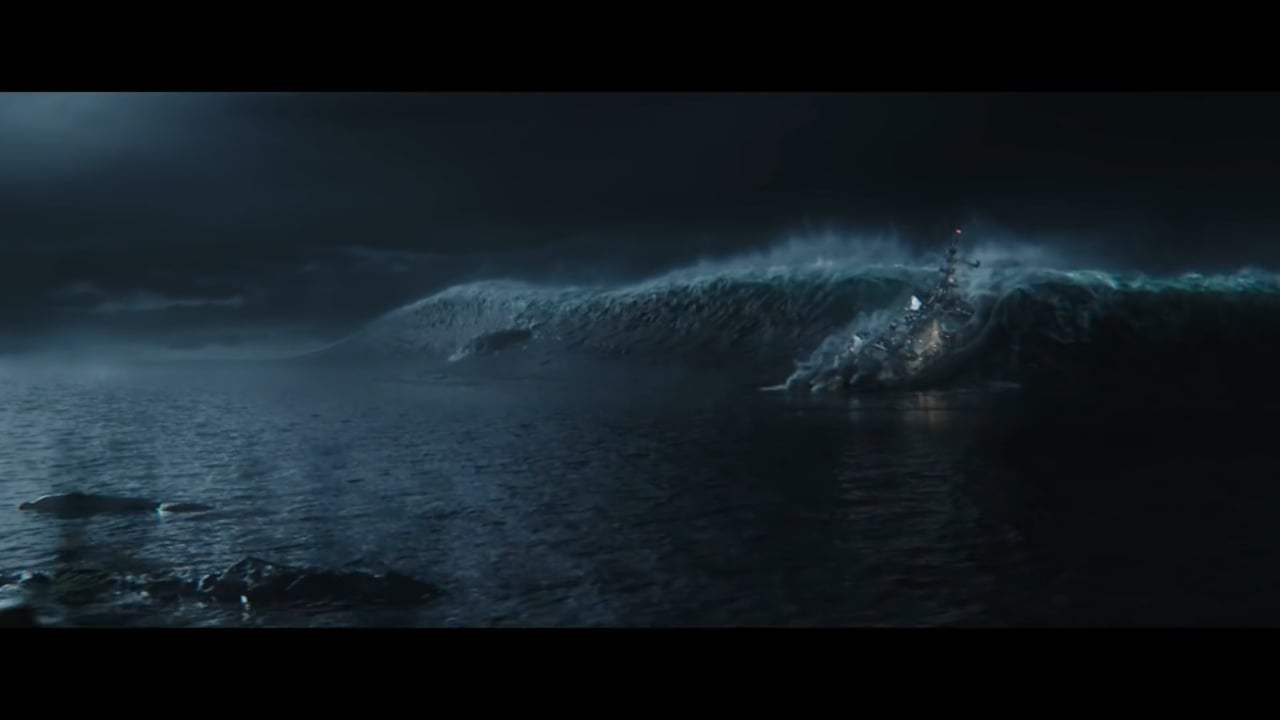 Aquaman TV Spot - Waves (2018) Screen Capture #2