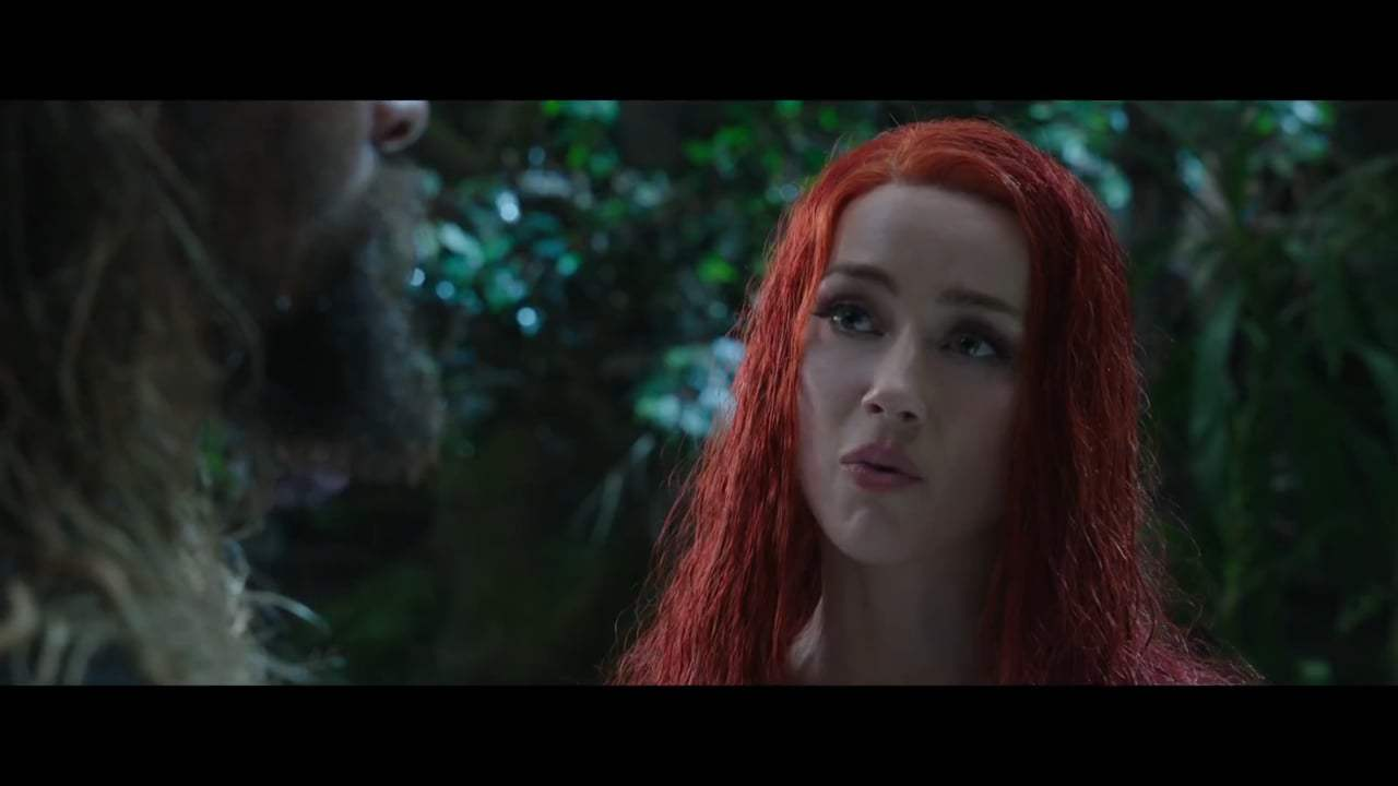 Aquaman TV Spot - Waves (2018) Screen Capture #3
