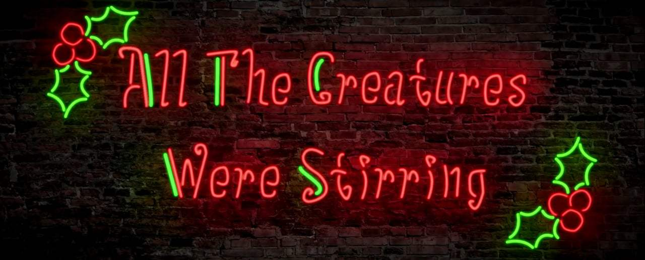 All the Creatures Were Stirring Trailer (2018) Screen Capture #3