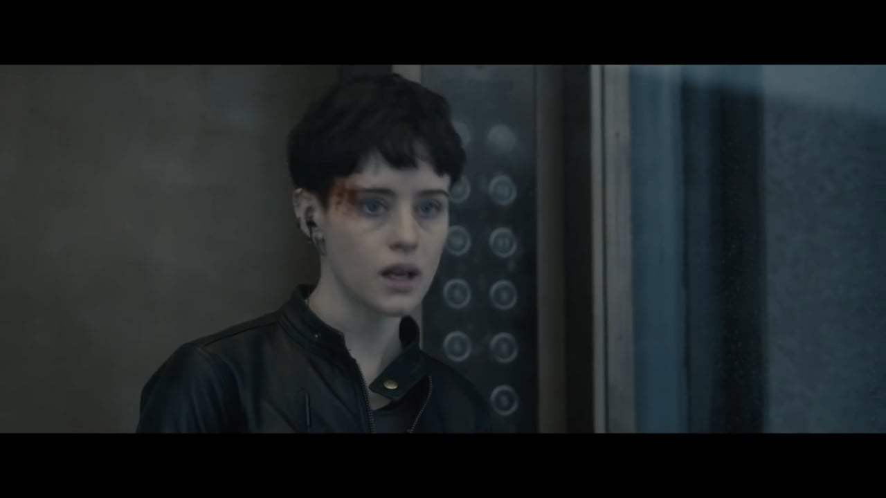 The Girl in the Spider's Web Featurette - Lisbeth Salander (2018) Screen Capture #3