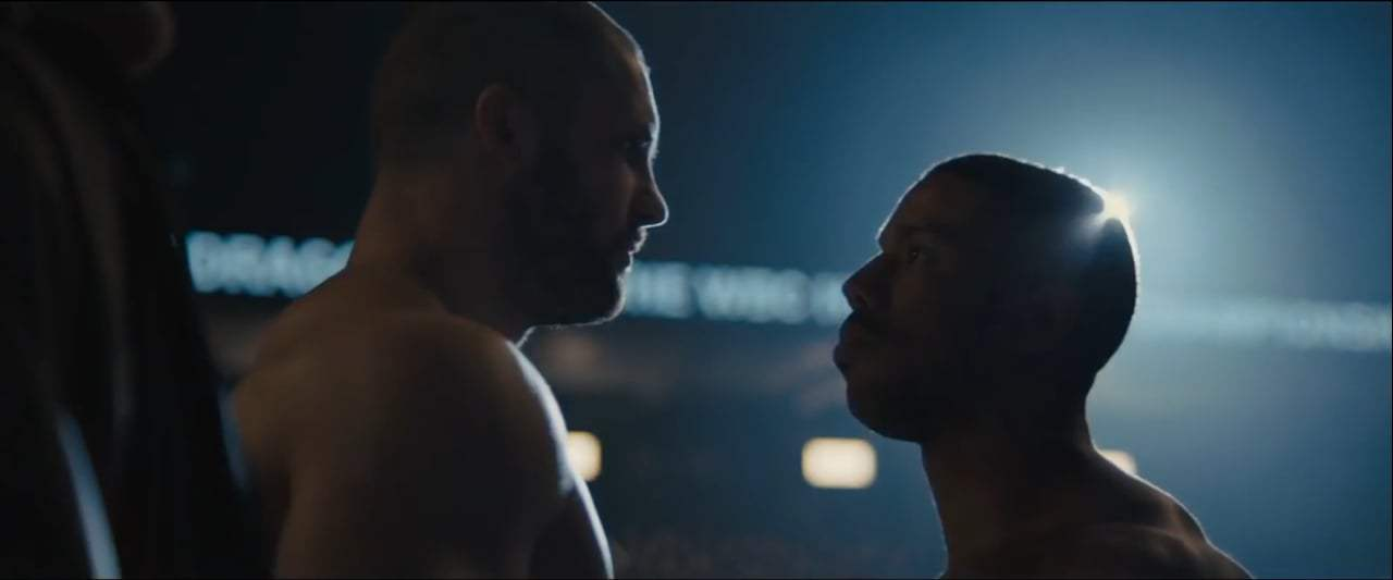 Creed II TV Spot - Champions (2018) Screen Capture #3