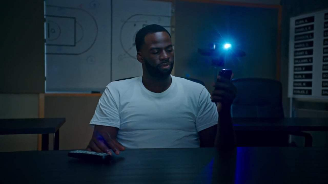 The Grinch TV Spot - Draymond Green (2018) Screen Capture #2