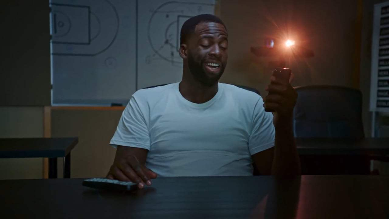 The Grinch TV Spot - Draymond Green (2018) Screen Capture #3