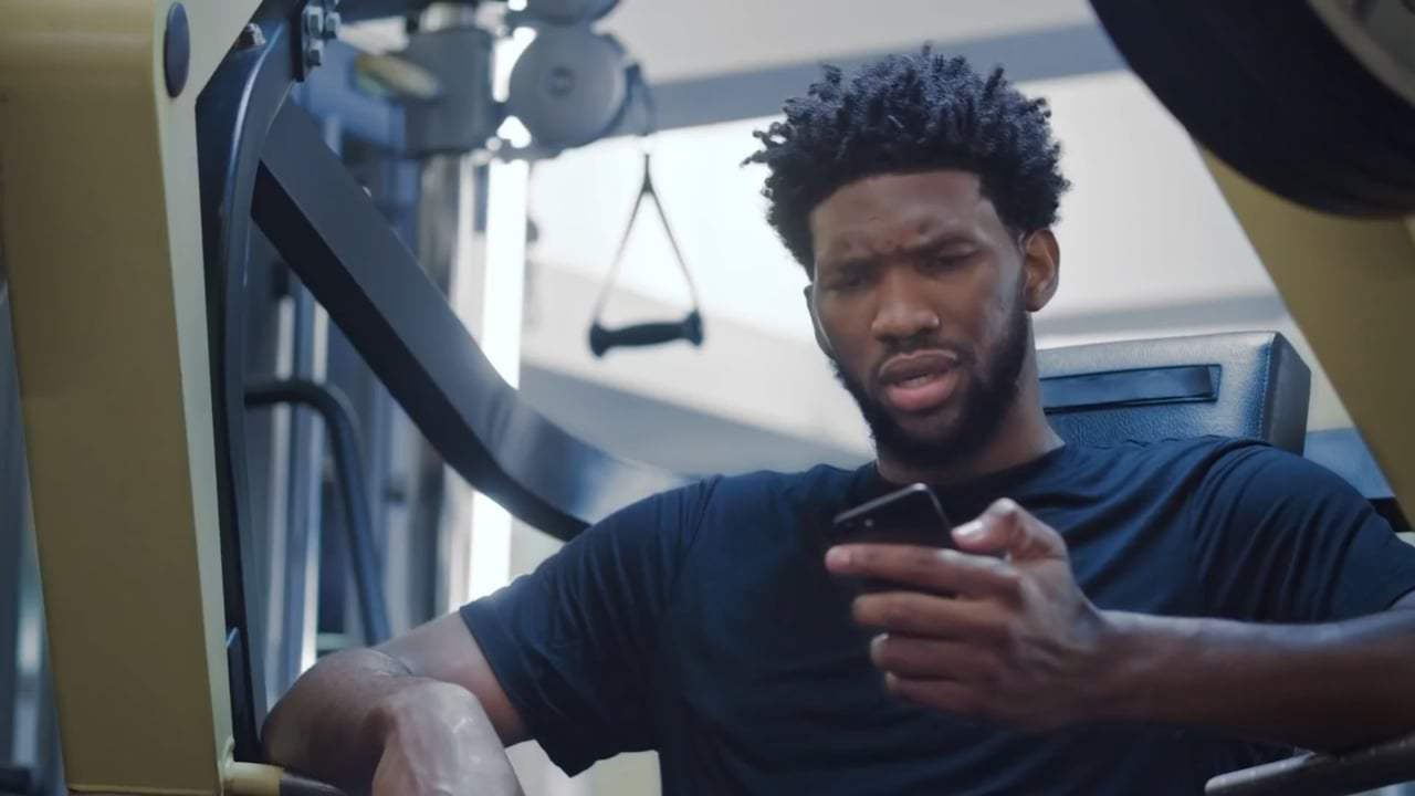 The Grinch TV Spot - Joel Embiid (2018) Screen Capture #2