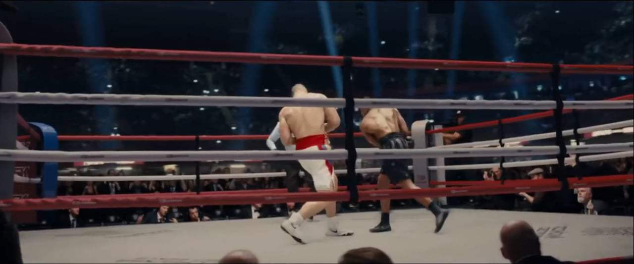 Creed II TV Spot - Dangerous (2018) Screen Capture #3