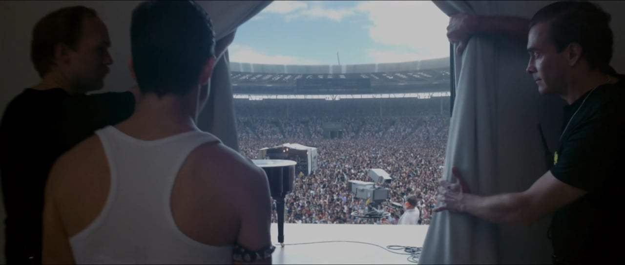 Bohemian Rhapsody Final Trailer (2018) Screen Capture #3