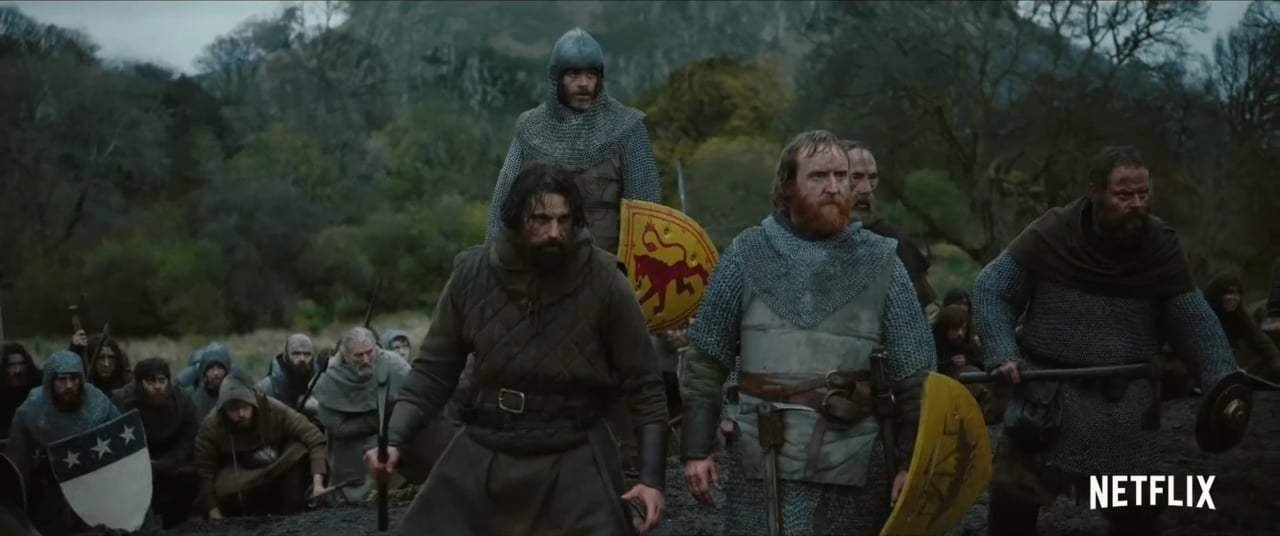Outlaw King Theatrical Trailer (2018) Screen Capture #4